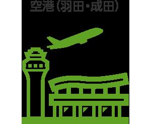 Porter Express サービス内容 空港(羽田・成田)