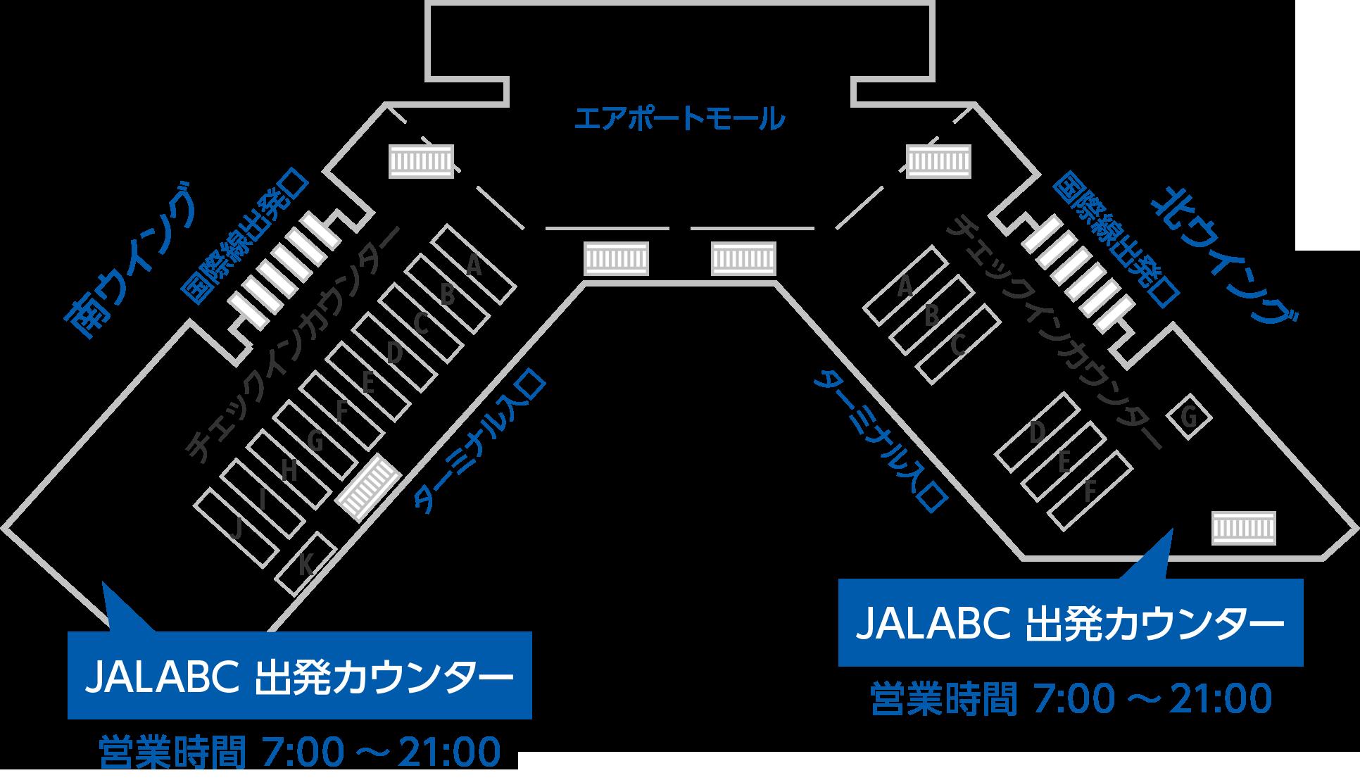 成田国際空港第1ターミナル