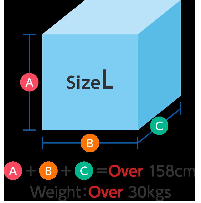 Size L : 5,000yen(including tax)